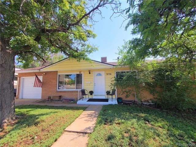 2756 S Sheridan Boulevard, Denver, CO 80227 (MLS #6768919) :: Clare Day with Keller Williams Advantage Realty LLC