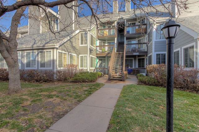 12444 E Tennessee Circle B, Aurora, CO 80012 (#6769321) :: The Heyl Group at Keller Williams
