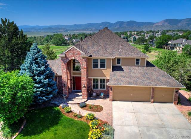 12662 W Wesley Place, Lakewood, CO 80228 (#6769534) :: The Brokerage Group