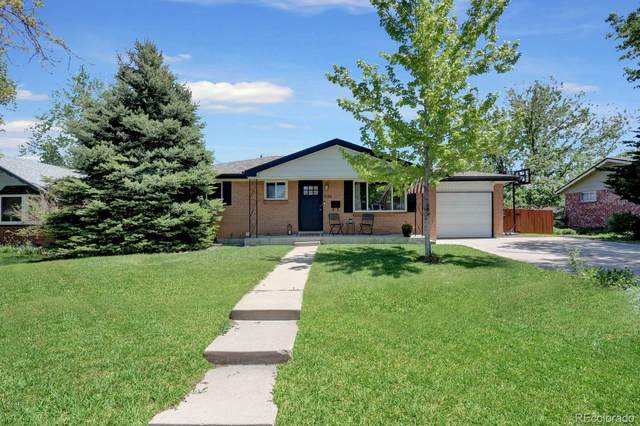 1536 S Dover Court, Lakewood, CO 80232 (#6769768) :: Kimberly Austin Properties