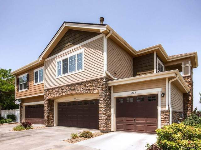 15234 W 63rd Avenue #201, Arvada, CO 80403 (#6770245) :: The DeGrood Team