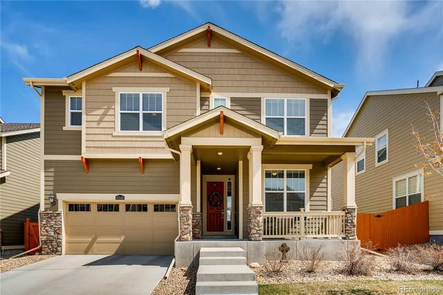 10048 Isle Circle, Parker, CO 80134 (#6770527) :: The Healey Group