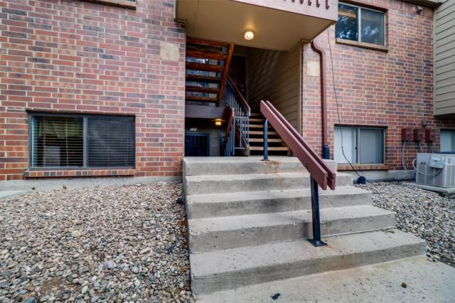 316 Wright Street #105, Lakewood, CO 80228 (#6770546) :: HomeSmart Realty Group