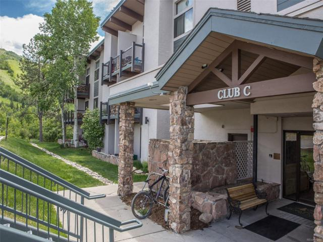 2305 Storm Meadows Drive #417, Steamboat Springs, CO 80487 (#6770627) :: Sellstate Realty Pros