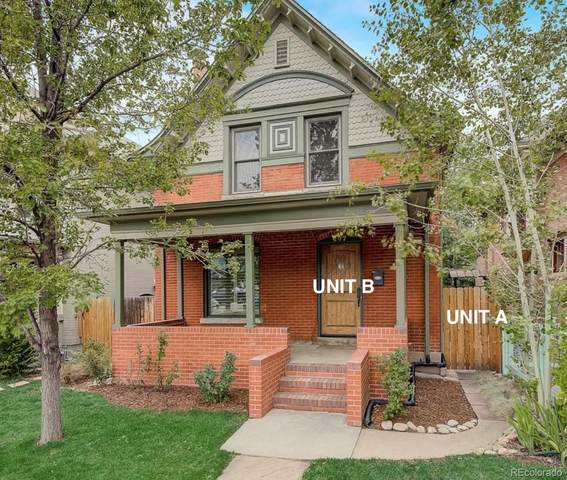 107 S Logan Street, Denver, CO 80209 (MLS #6771025) :: 8z Real Estate