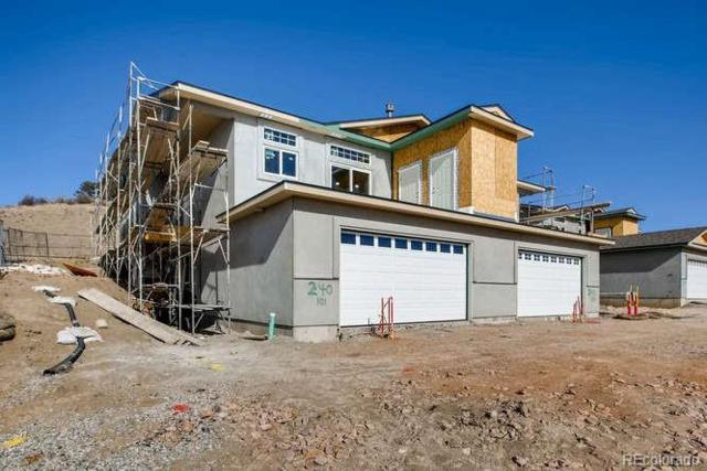 240 Eagle Summit Point #101, Colorado Springs, CO 80919 (#6771089) :: The Healey Group