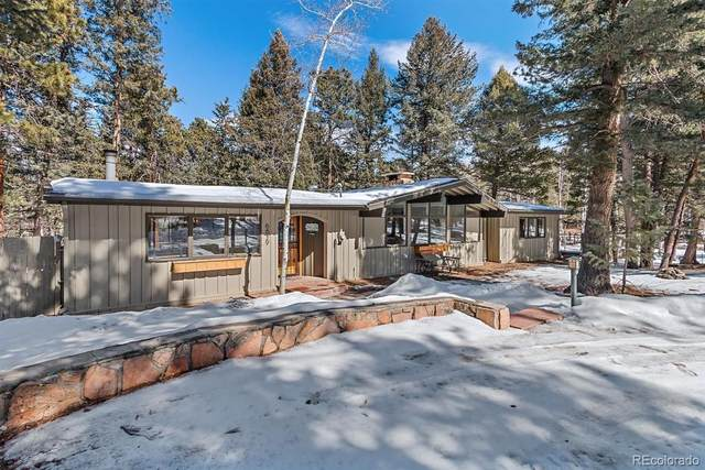 6639 Kiem Road, Evergreen, CO 80439 (#6771202) :: Bring Home Denver with Keller Williams Downtown Realty LLC