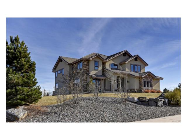 6379 Tremolite Drive, Castle Rock, CO 80108 (#6771207) :: Colorado Team Real Estate