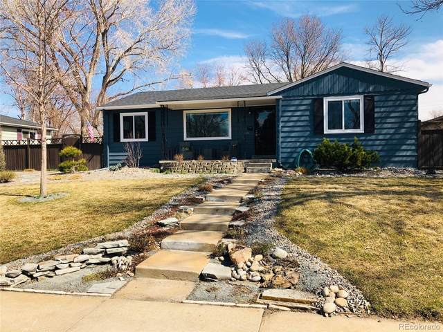 3262 S High Street, Englewood, CO 80113 (MLS #6771600) :: 8z Real Estate