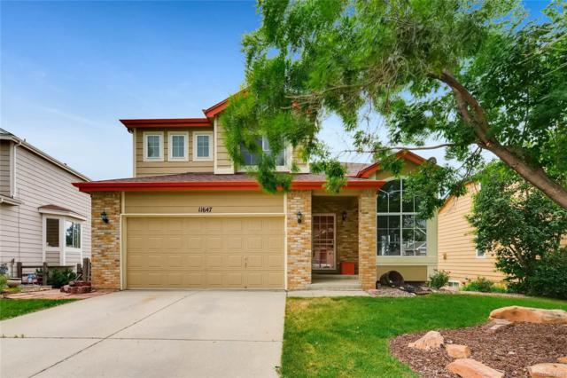 11647 Laurel Lane, Parker, CO 80138 (#6771726) :: Bring Home Denver