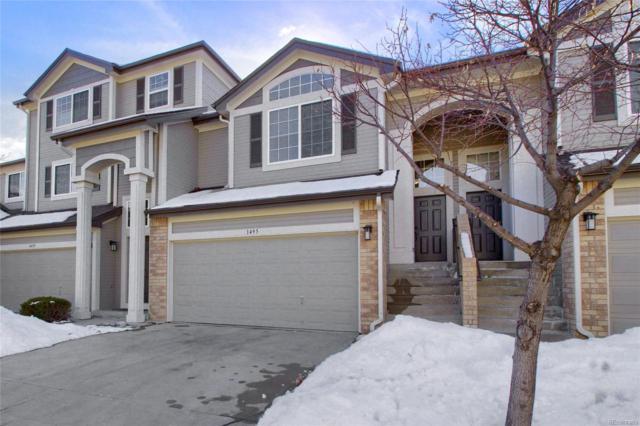 1495 S Ulster Street, Denver, CO 80231 (MLS #6772072) :: 8z Real Estate