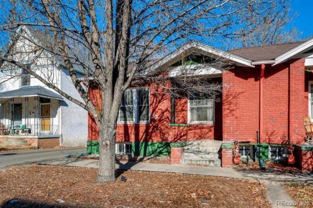 2021 E 20th Avenue, Denver, CO 80205 (#6772419) :: House Hunters Colorado