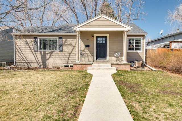 1107 S Cook Street, Denver, CO 80210 (#6772423) :: Hometrackr Denver