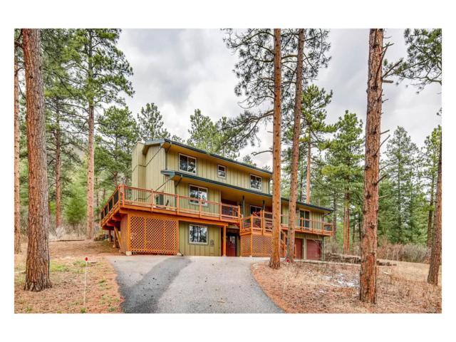 8277 Acoma Drive, Larkspur, CO 80118 (MLS #6772468) :: 8z Real Estate