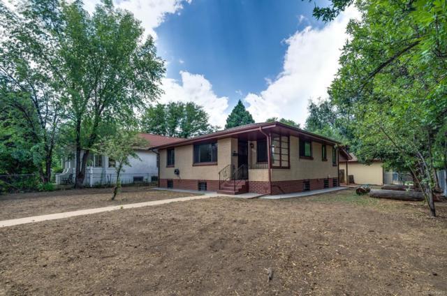 1237 Quebec Street, Denver, CO 80220 (MLS #6772820) :: 8z Real Estate