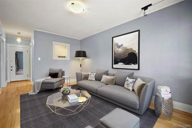 1340 N Emerson Street #9, Denver, CO 80218 (#6772956) :: Briggs American Properties