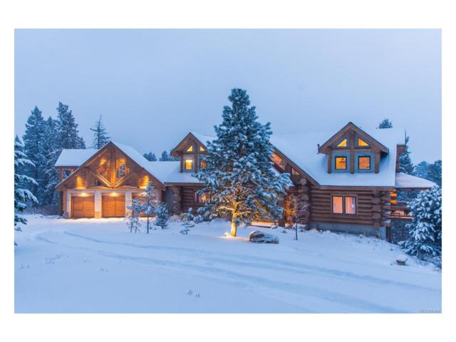 7181 S Andrea Lane, Morrison, CO 80465 (MLS #6772969) :: 8z Real Estate
