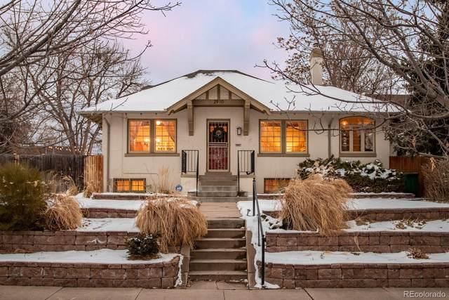 2910 Ash Street, Denver, CO 80207 (#6773174) :: Compass Colorado Realty