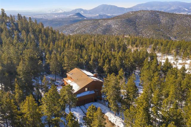 27100 Molly Drive, Conifer, CO 80433 (#6773264) :: Mile High Luxury Real Estate