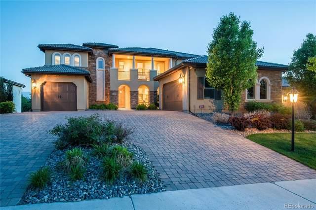 9433 Vista Hill Lane, Lone Tree, CO 80124 (#6773299) :: Wisdom Real Estate