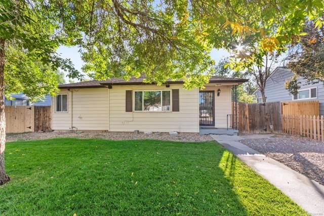 808 Fulton Street, Aurora, CO 80010 (MLS #6773312) :: 8z Real Estate