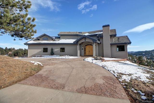 156 S Lookout Mountain Road, Golden, CO 80401 (#6773466) :: The Galo Garrido Group