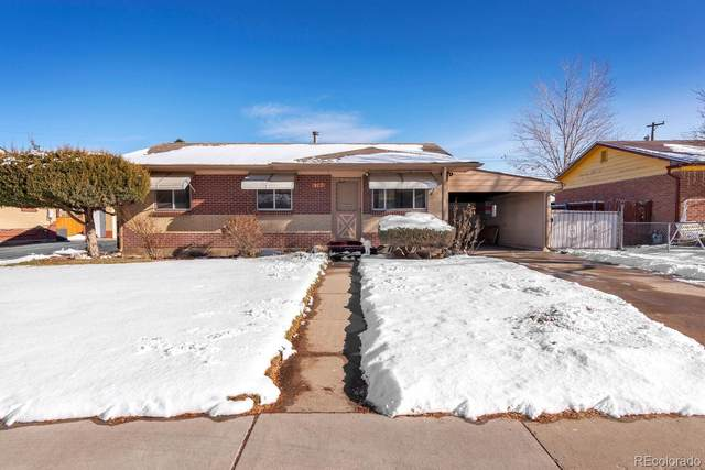 6760 Krameria Street, Commerce City, CO 80022 (#6773512) :: The Gilbert Group