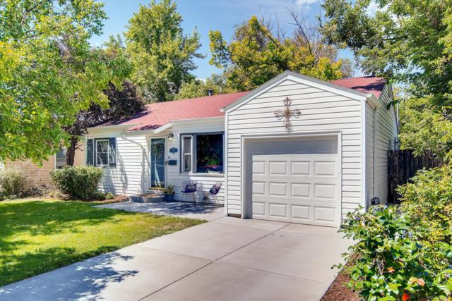 1517 S Bellaire Street, Denver, CO 80222 (#6773522) :: James Crocker Team