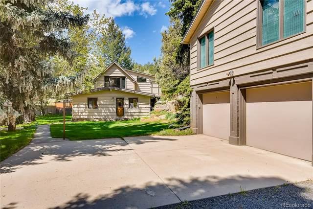 3642 Fourmile Canyon Drive, Boulder, CO 80302 (#6773782) :: The DeGrood Team