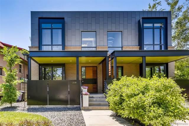 2538 W 36th Avenue, Denver, CO 80211 (#6774438) :: Portenga Properties