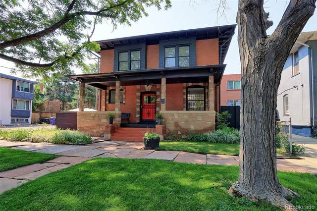 114 E 2nd Avenue, Denver, CO 80203 (#6774463) :: The HomeSmiths Team - Keller Williams