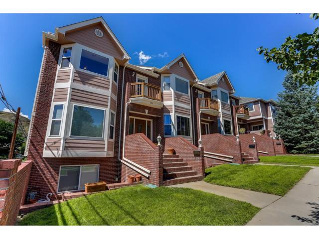 814 Cheyenne Street, Golden, CO 80401 (#6775181) :: The Peak Properties Group