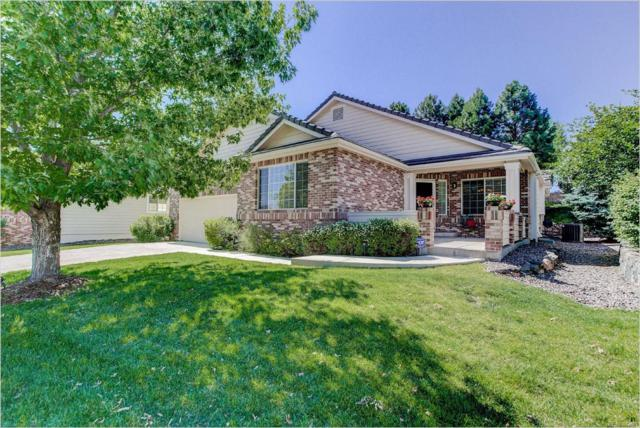 9601 Silver Hill Circle, Lone Tree, CO 80124 (#6775253) :: The Galo Garrido Group