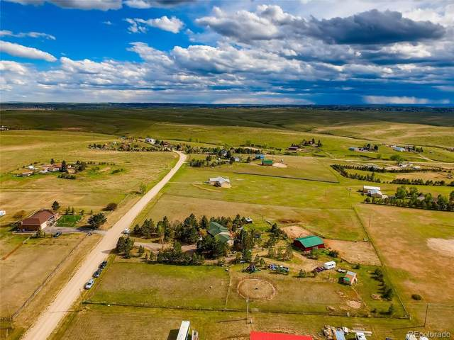3927 Pikes Peak Road, Parker, CO 80138 (#6775587) :: The Healey Group