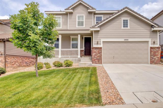 10500 Hillrose Street, Parker, CO 80134 (#6775691) :: Briggs American Properties