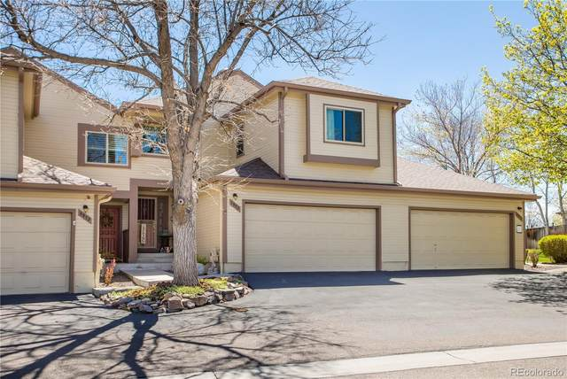 3952 E Weaver Avenue, Centennial, CO 80121 (#6775814) :: The HomeSmiths Team - Keller Williams