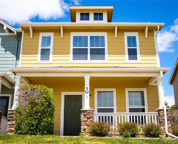 15612 E 96th Way 9 G, Commerce City, CO 80022 (#6776535) :: The Peak Properties Group