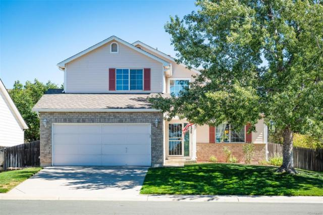 5420 S Nepal Court, Centennial, CO 80015 (#6776845) :: The Galo Garrido Group