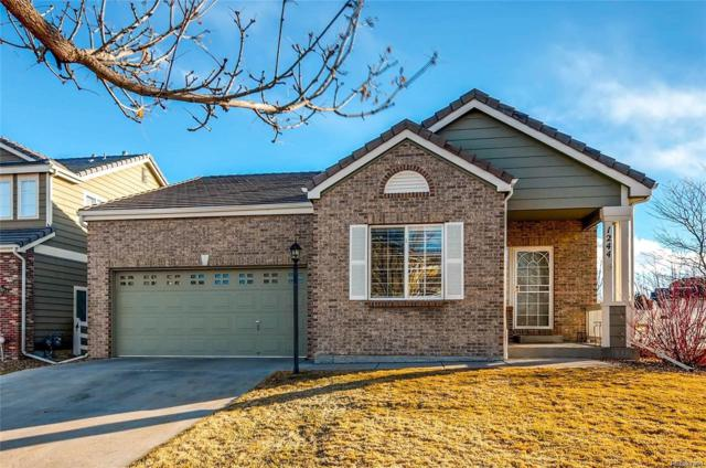 1244 S Fultondale Circle, Aurora, CO 80018 (#6777036) :: The Peak Properties Group