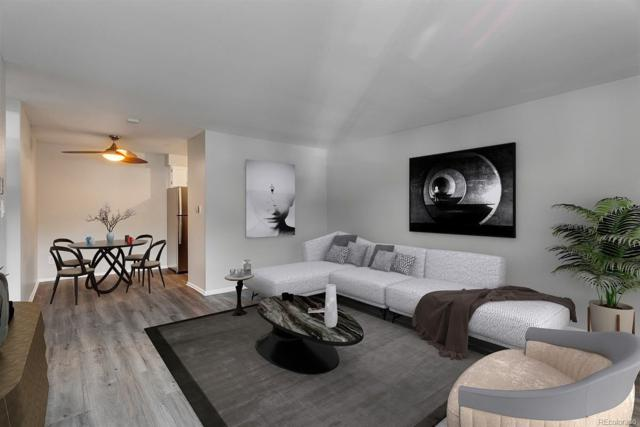 1243 Gaylord Street #205, Denver, CO 80206 (#6777053) :: The Peak Properties Group