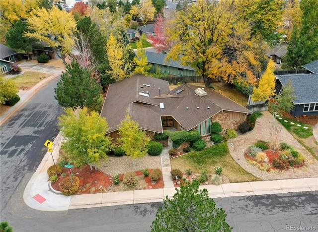 8794 E Monmouth Place, Denver, CO 80237 (#6777247) :: The Griffith Home Team