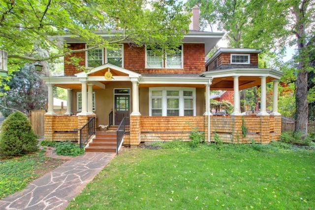 2142 S Milwaukee Street, Denver, CO 80210 (MLS #6777249) :: Keller Williams Realty