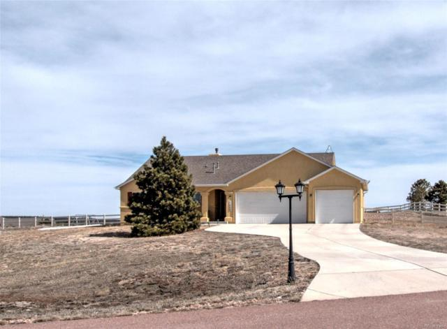 11968 Norma Kate Lane, Peyton, CO 80831 (#6777473) :: Compass Colorado Realty