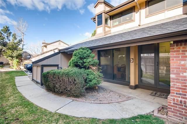 10432 W Florida Avenue D, Lakewood, CO 80232 (MLS #6777601) :: 8z Real Estate