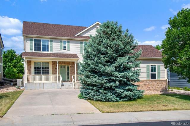12009 Pine Top Street, Parker, CO 80138 (#6778183) :: The DeGrood Team