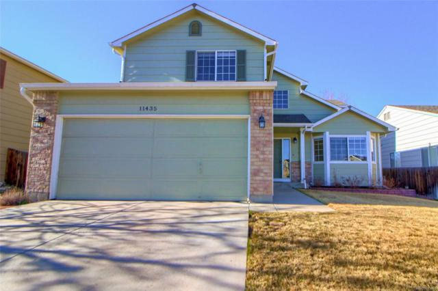 11435 W Crestline Drive, Littleton, CO 80127 (#6778825) :: The Peak Properties Group