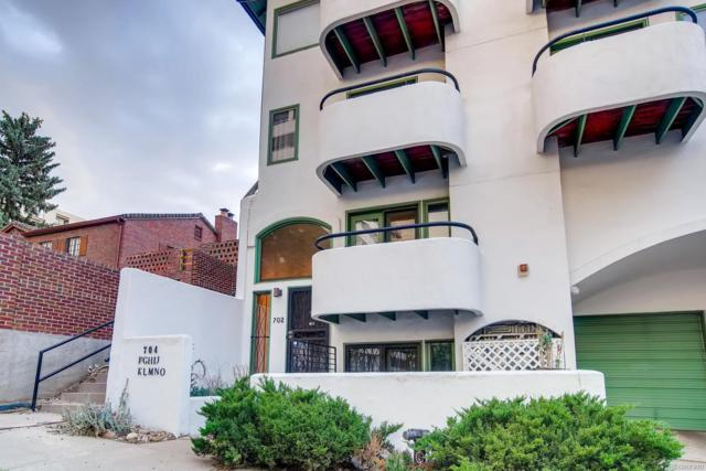 702 Pearl Street #101, Denver, CO 80203 (#6779148) :: Mile High Luxury Real Estate