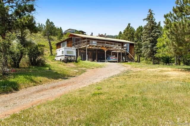 501 Lodgepole Drive, Bellvue, CO 80512 (#6779510) :: Symbio Denver