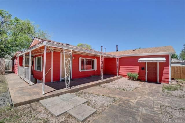 929 S Raleigh Street, Denver, CO 80219 (#6779557) :: Venterra Real Estate LLC