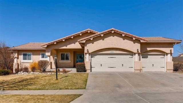 9584 Pinebrook Way, Colorado Springs, CO 80920 (#6780315) :: The Peak Properties Group